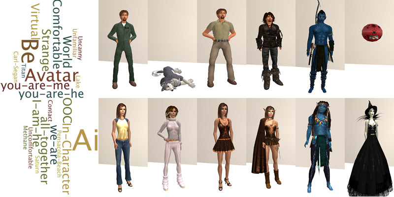 Ai and Be Avatars